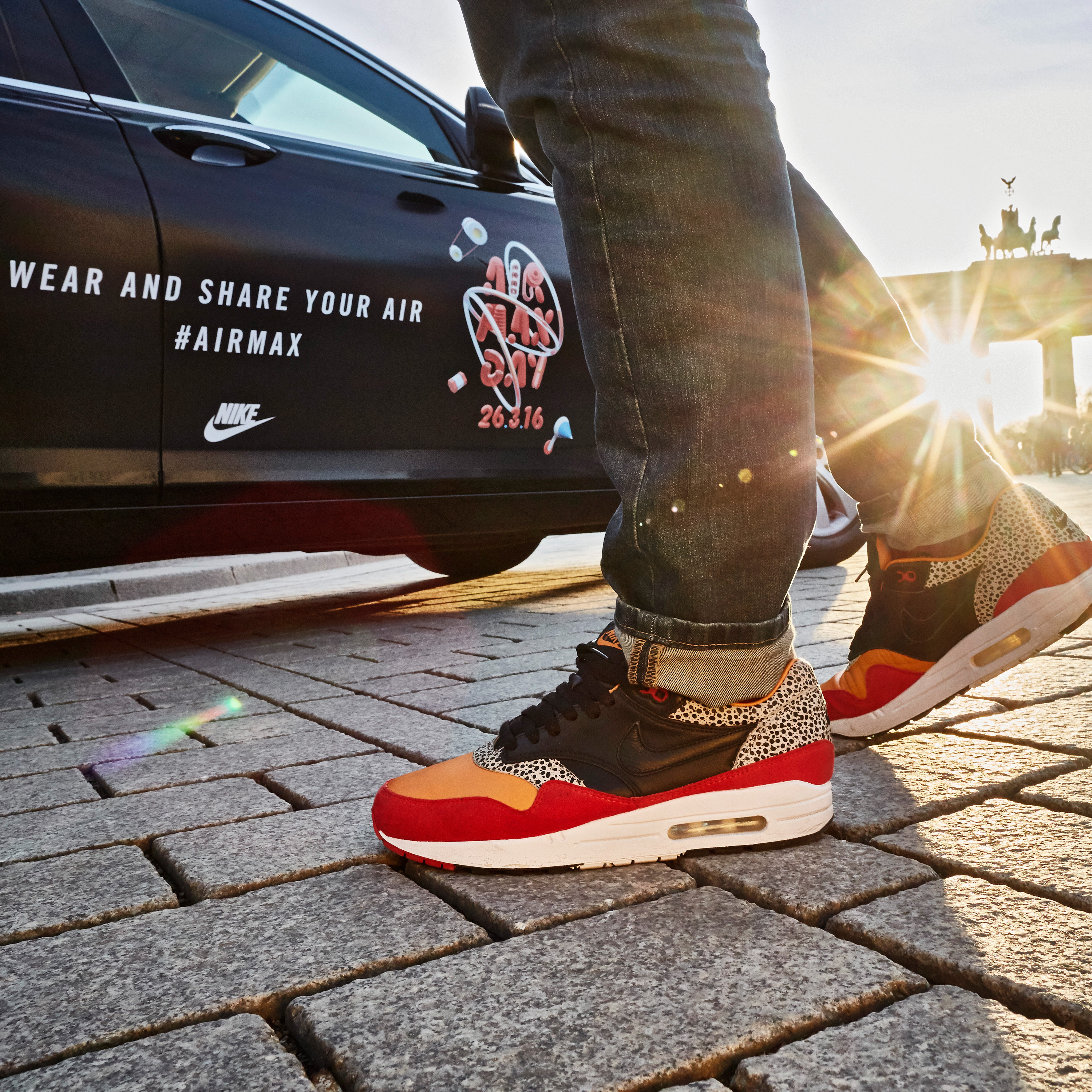 new products 677ff e5675 Nike  Air Max Day Uber. branding